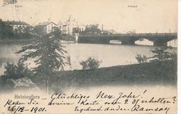HELSINGFORS / FINNLAND  -  1901 - Finnland