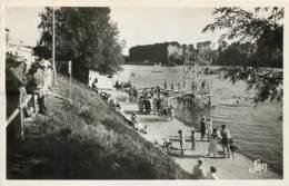 95 - LA FRETTE SUR SEINE - Stade Nautique De L'ESF - Bassin Plage Piscine - La Frette-sur-Seine
