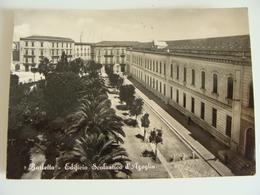 Barletta Edificio Scolastico  SCUOLA  ECOLE SCHOOL SCHULE    PUGLIA BARI  VIAGGIATA  COME DA FOTO - Barletta