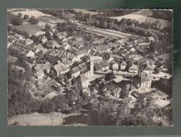 CP (74) Frangy - Vue Aérienne - Centre Du Pays Et Eglise - Frangy