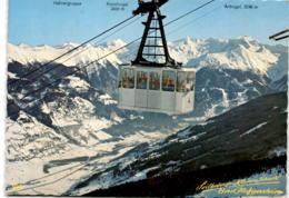 """Bad Hofgastein - Seilbahn Zur """"Kleinen Scharte"""" (784) * 7. 2. 1968 - Bad Hofgastein"""