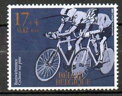 BELGIQUE. N°3006 Oblitéré De 2001. Cyclisme Sur Piste. - Wielrennen