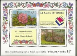 BF N° 15** NSC (1993)  Salon Du Timbre - Blocs & Feuillets