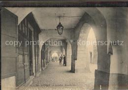 12554082 Annecy Haute-Savoie Arcades Rue De L'Ile Annecy - Annecy