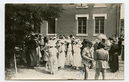 LOT DE 13 CARTES PHOTOS - 504e RCC BASE A VALENCE - FETE DE 1924 - PESRONNALITES ( CIVILS ET MILITAIRES),CHARS,BOXE. - Valence