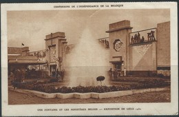 0284 - BELGIE - LIEGE - EXPOSITION INTERNATIONALE DE LIEGE 1930 - Belgique