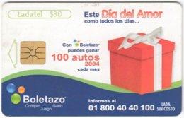 MEXICO B-277 Chip Telmex - Used - Mexico