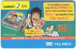 MEXICO B-280 Chip Telmex - Used - Mexico