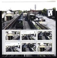 Trein, Train, Locomotive, Eisenbahn : Railway Heritage:Centraal Afrika; Ashtead Summer 1959 - Treni