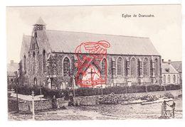 PK Dranouter Heuvelland - Sint-Jan Baptistkerk Met Kerkhof / Ed. Pieters Roeselare - Heuvelland
