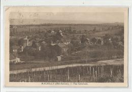 74 Haute Savoie Machilly Vue Générale Ed Girod - France