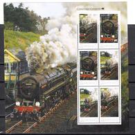 Trein, Train, Locomotive, Eisenbahn : Railway Heritage:Grenada; Constable Country - Treni