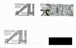 SPAIN. FDC. PORTUGALETE BRIDGE. 2017 - FDC
