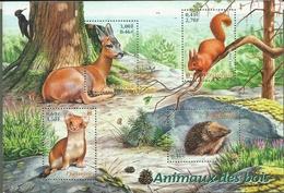 BF N° 36** NSC (2001) Nature De France (XVI) - Blocs & Feuillets