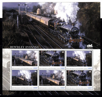 Trein, Train, Locomotive, Eisenbahn : Railway Heritage:Centraal Afrika; Bewdley Evening - Treni