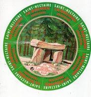 Jan20  62609 A    étiquette Saint Nectaire Le Dolmen   Clermont Ferrand - Cheese
