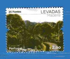 (Us1) Madera ° 2012 - CANALI Di IRRIGAZIONE- LEVADAS FONTI. Unif.262 . Usati - Madeira