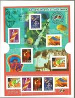 BF N° 39** NSC Dans Sa Pochette (2001) Sciences - Blocs & Feuillets