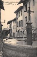 73-ALBERTVILLE CONFLANS-N°373-G/0141 - Albertville