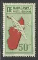 MADAGASCAR 1935 YT PA 1** - SANS CHARNIERE NI TRACE - Poste Aérienne