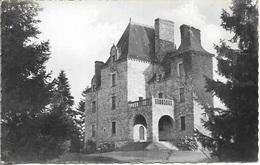 35 - NOUVOITOU - Le Château De L'Éclozel - Cpa - Vierge  - - Francia