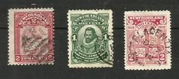 Terre-neuve N°71, 73 Cote 3.50 Euros (72 Aminci Offert) - Terre-Neuve