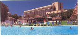 Djibouti - CP Hotel Sheraton + Enveloppe Vue Mosquée - Djibouti