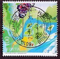 (2300) Schweiz 2013 Making Switzerland Even More Beautifual O Used/gestempelt (A-7-26) - Switzerland