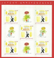 BF N° 75** NSC (2004) ANNIVERSAIRE - Blocs & Feuillets