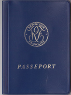 Au Plus Rapide Timbre Fiscal Sur Passeport France Passport Excellent état - Fiscali