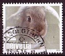 (2375) Schweiz 2015 Domestic Animals - Pets O Used/gestempelt (A-7-26) - Switzerland