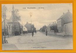WESTMALLE-MALLE:  HOELEN- DE BERG-MET VOLK - Malle