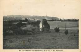 LE TREMBLAY SUR MAULDRE LE PANORAMA - Frankreich