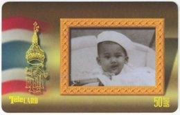 THAILAND F-119 Prepaid TeleCard - Used - Thaïland