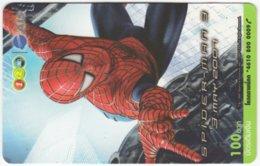 THAILAND F-826 Prepaid 1-2-Call - Cinema, Spiderman 3 - Used - Thaïland