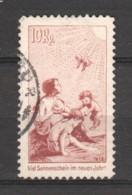 Switzerland 1912 PRO JUVENTUTE VORLAUFER I Canceled - Pro Juventute