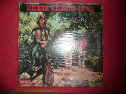 LP N°1398 -  CREEDENCE CLEARWATER REVIVAL - GREEN RIVER - COMPILATION 9 TITRES - BLUES ROCK FOLK WORLD COUNTRY R&B ***** - Rock