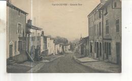 Vandoeuvre, Grande Rue - Vandoeuvre Les Nancy
