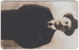 VENEZUELA B-304 Chip CanTV - Historic Personality, Dr. José Gregorio Hernández - Used - Venezuela