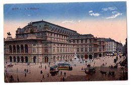 6548 - Wien ( Autriche )  - K.k. Hofoper - ( Opéra De Vienne ) - Vienna Center