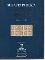 Congo Françes Y Congo Belga, Angola Y Cartas Tasadas En Italia - Afinsa 2000 - Catalogues De Maisons De Vente