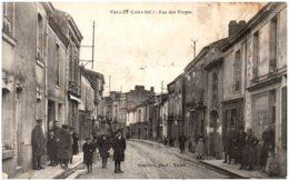 44 VALLET - Rue Des Forges - Frankrijk