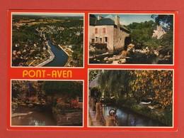 CP 29 PONT AVEN  24  Les Rives De L 'Aven - Pont Aven