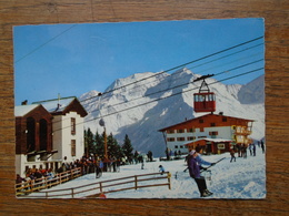 """Saint Gervais Les Bains , Le Bettex Et Le Mont Blanc """""""" Carte Animée """""""" - Saint-Gervais-les-Bains"""