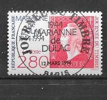 Yv. 2663 Journee Du Timbre - France