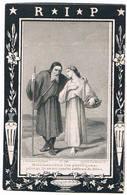 Dp. Vanbegin Maria. Wed. Claessens Ferd. ° Sint-Lambrechts-Woluwe 1786 † Sint-Lambrechts-Woluwe 1877  (2 Scan's) - Religion &  Esoterik