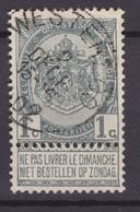 N° 53 WESTERLOO - 1893-1907 Wapenschild