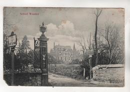 +3065, Feldpost, Schloß Woumen, Dorf Woumen Bei Dixmuide - Guerra 1914-18