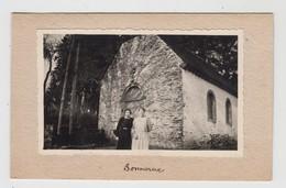 Bonnerue  Moircy    Libramont-Chevigny      PHOTO De L'église / D'une Chapelle Et Ses Environs - Libramont-Chevigny