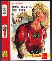 "G.P. Spirale N° 67 - Poul Knudsen  - ""Quand Les Feux Bruleront"" - 1963 - Bücher, Zeitschriften, Comics"